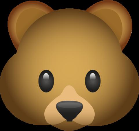Bear Emoji Bear Emoji Emoji Teddy Bear Emoji