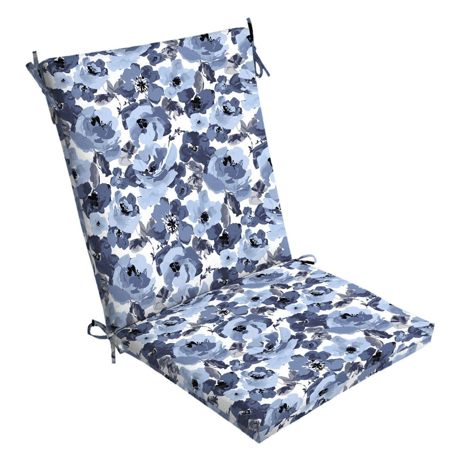 Arden Selections Leala Garden Delight Outdoor Chair Cushion In 2019