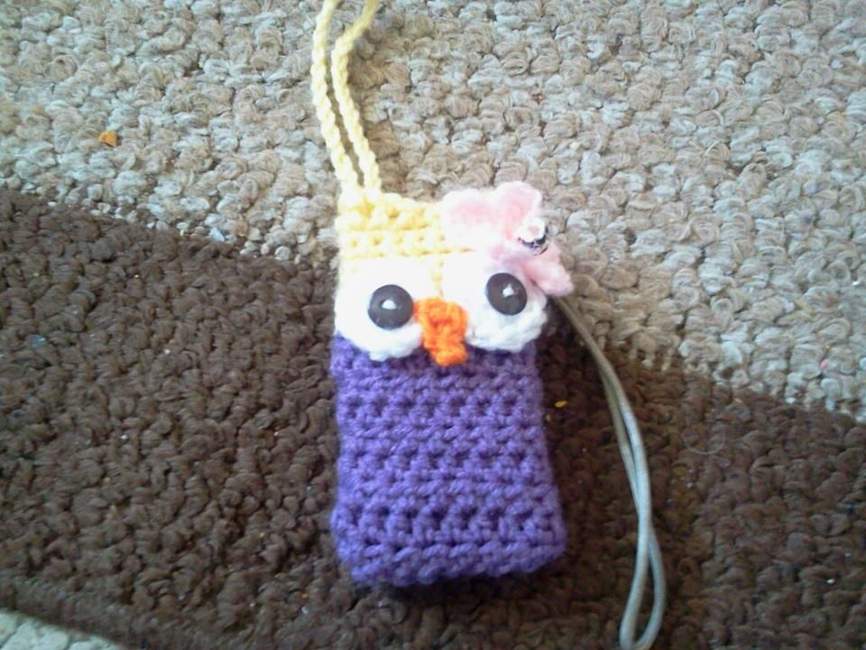 Owl Camera or Cell phone case