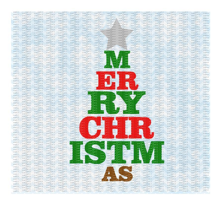 Merry Christmas Svg, Christmas Tree Svg- Dxf- Png-Pdf, Cutting Files for…