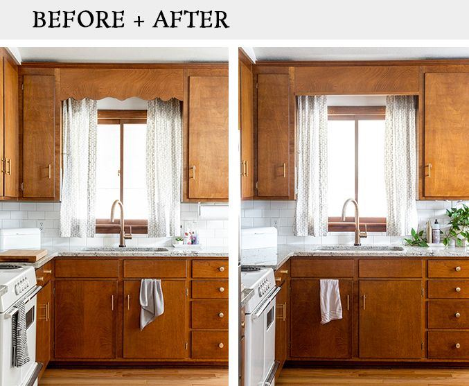 How To Remove Decorative Cabinet Scrollwork | Cabinet ...