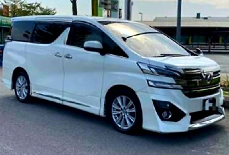 Kajang Selangor For Sale Toyota Vellfire 2 5 A 7 Seater Mpv Sambung Bayar Continue Loan 1800 Malaysia Cars Com Malaysia In 2020 Used Toyota 7 Seater Suv Car Ads