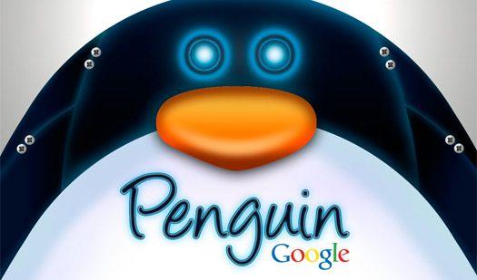 Infografía del nuevo algoritmo de Google Penguin