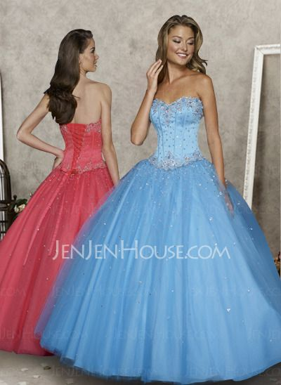 1c9ebb8320f Quinceanera Dresses -  162.99 - Nice A-Line Princess Sweetheart Floor-Length  Satin
