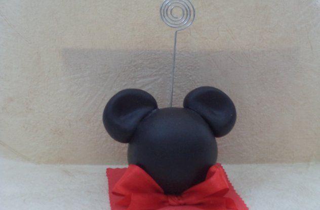 Suporte para Fotos Mikey 7cm - Vadita Decor, produtos de decoração