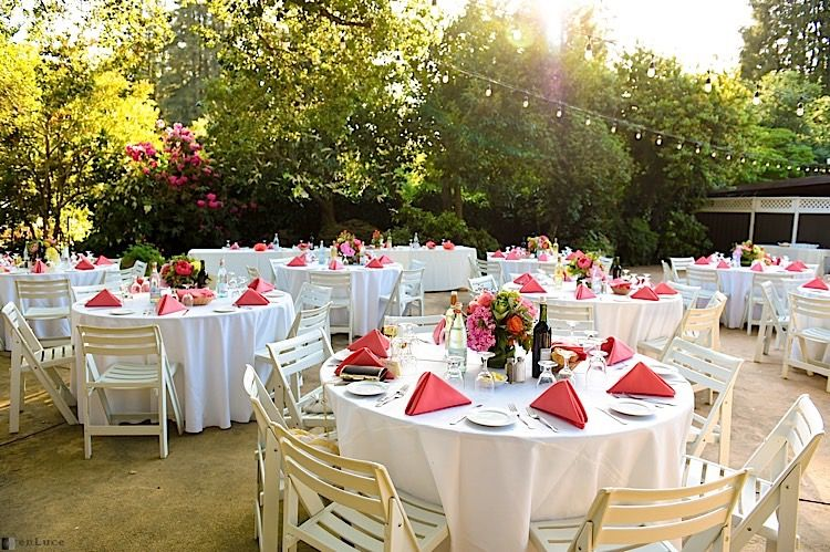 Marin art and garden center wedding ross ca van