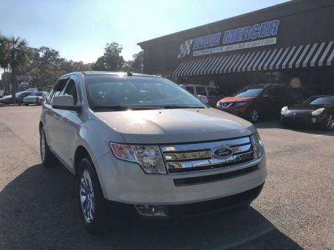 Used Ford Edge Sel Plus