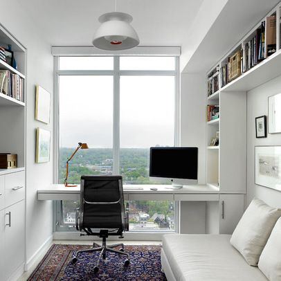 Home Office Design Ideas, Pictures, Remodels and Decor Escritorios