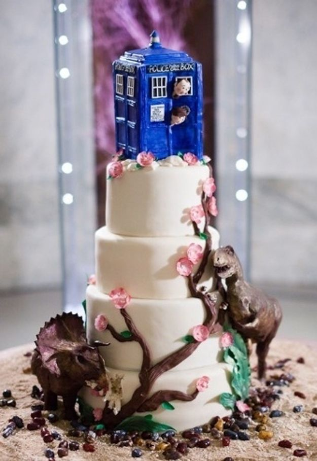 26 Reasons Doctor Who Fans Are The Best. The video of the Doctor Who themed wedding is just too perfect.