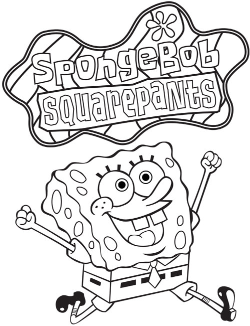 Spongebob Squarepants Coloring Pages 29 - http://tophdwallpaper.net ...