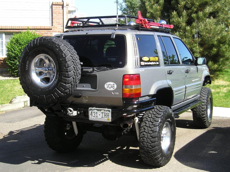 Pre Runner Rear Bumper Jeep Zj Jeep Truck Jeep