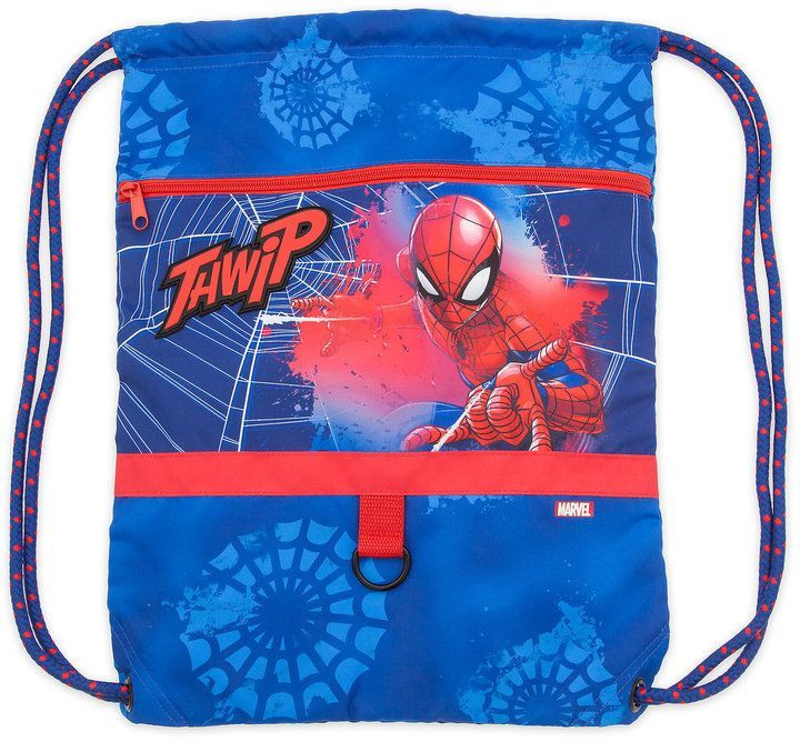 e5466d20f4e4 Spider-Man Swim Bag for Kids | Products | Kids bags, Bags, Man swimming