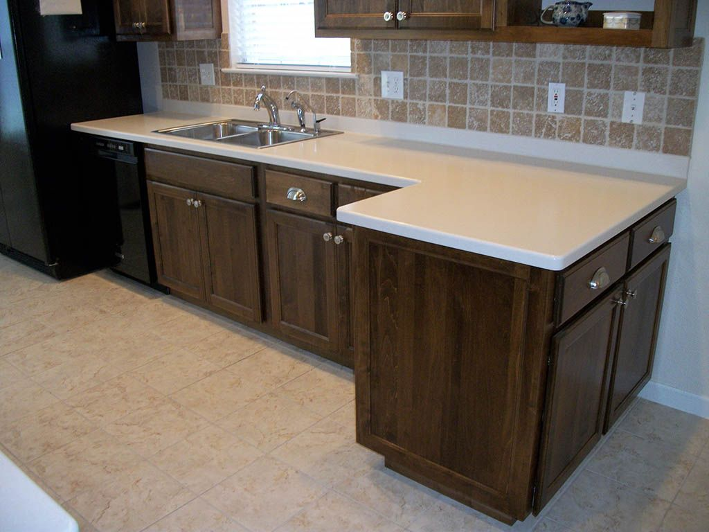 kitchen sink cabinet - TjiHome