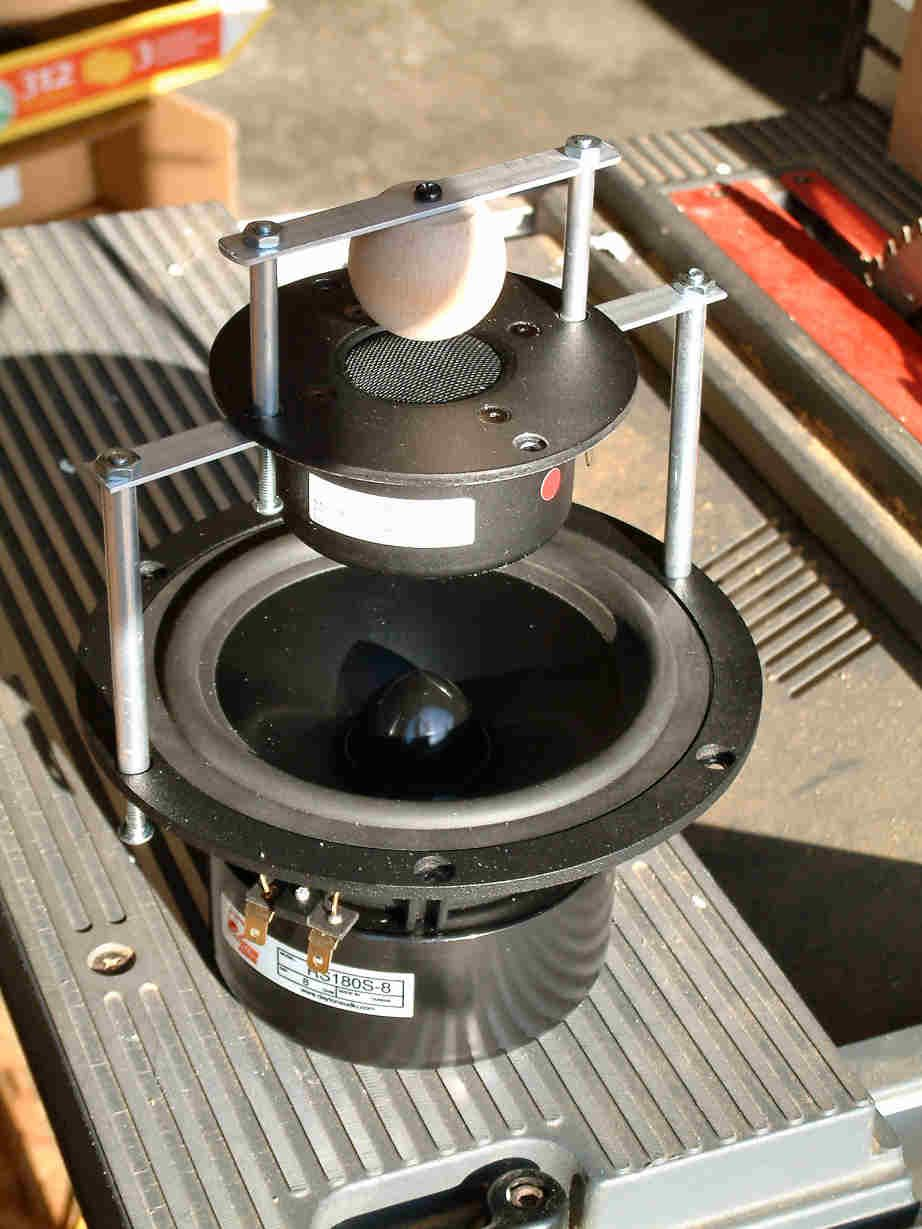 Omnidirectional Speaker Project, any interest, help? - Page 2 | HiFi