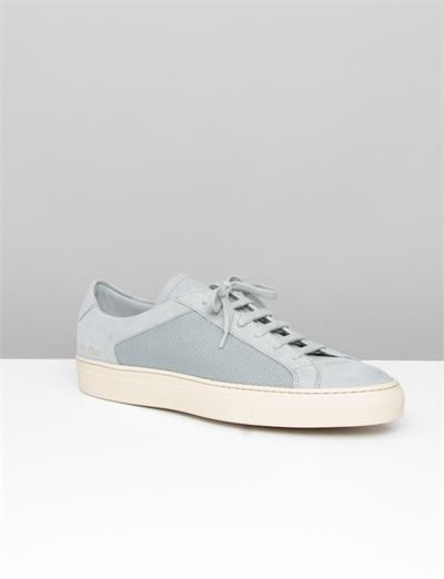 Common Projects Achilles Mesh Low- Grey