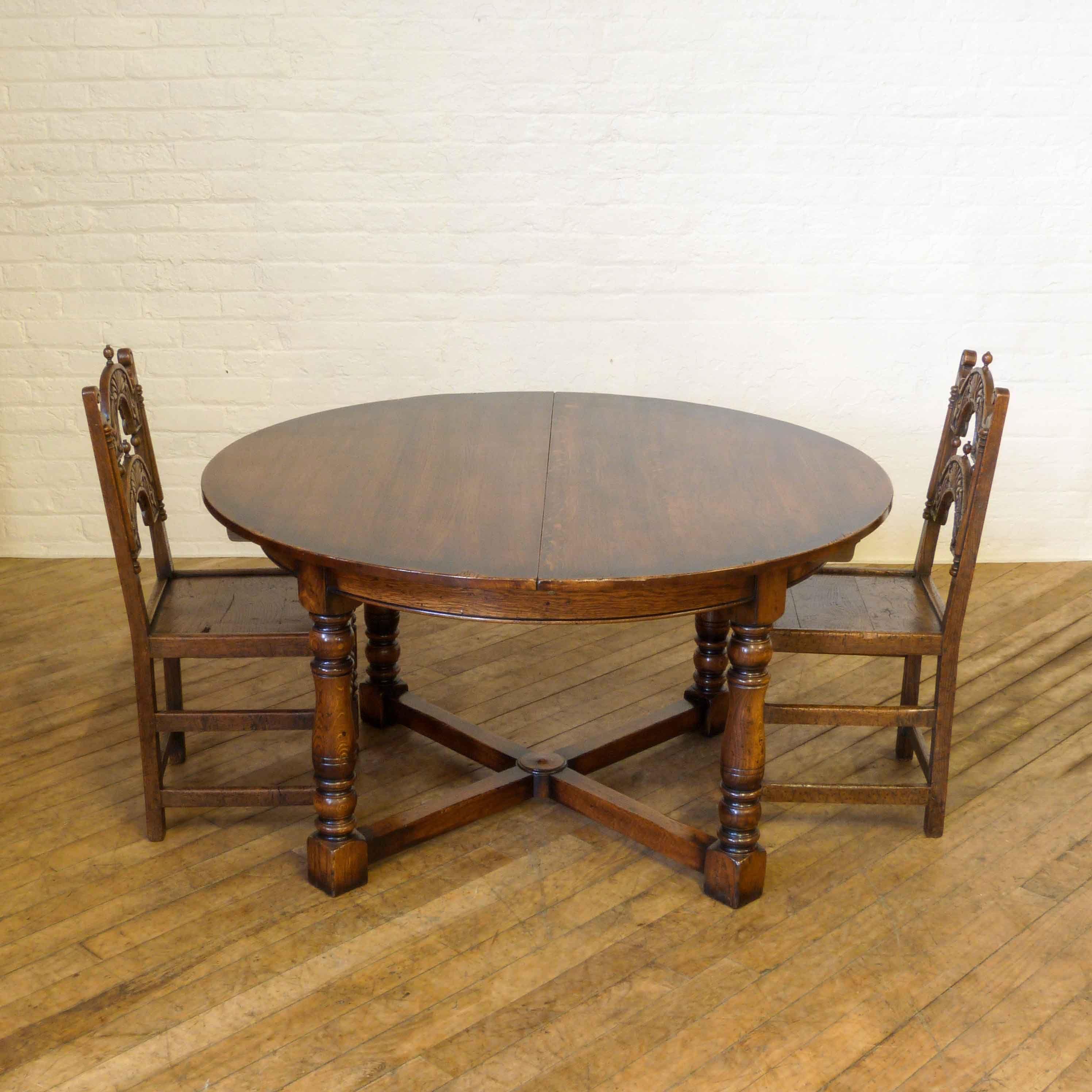 Rackstraw Oak Extending Table Http Witchantiques Com Rackstraw