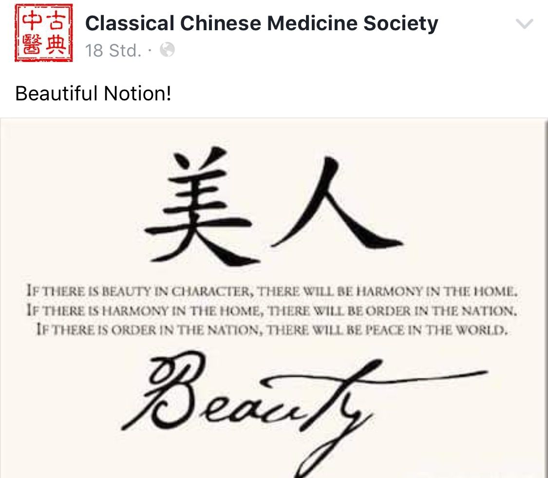 Pin by emilia spajic on chinesische medizin pinterest beauty chinese proverb if there is beauty in character there will be harmony at home if there is harmony in the home there will be order in the nation buycottarizona
