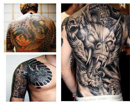 Fotos De Tatuajes Japoneses Para Hombres Tatuajes