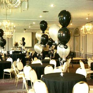 Black Gold Party Theme Ideas How To Organize A Music Wedding Bash Corner