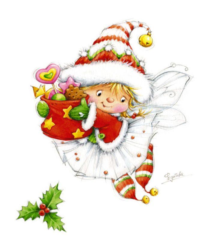 kleines Christkind | Wintermotive | Pinterest | Christkind ...