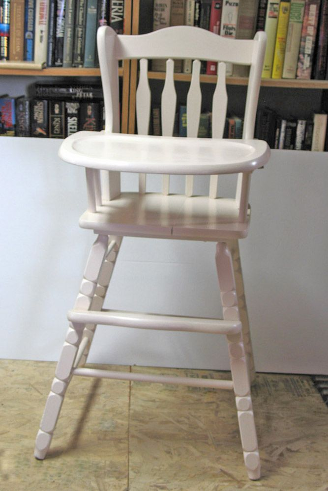 Vintage Wooden High Chair - Vintage Wooden High Chair Ideas For The House  Pinterest - Antique Wooden High Chairs For Babies Antique Furniture