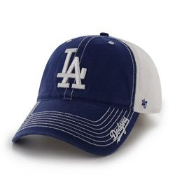 timeless design 8a9b5 89652 Los Angeles Dodgers LA Cap  47 Brand Ripley Mesh Hat