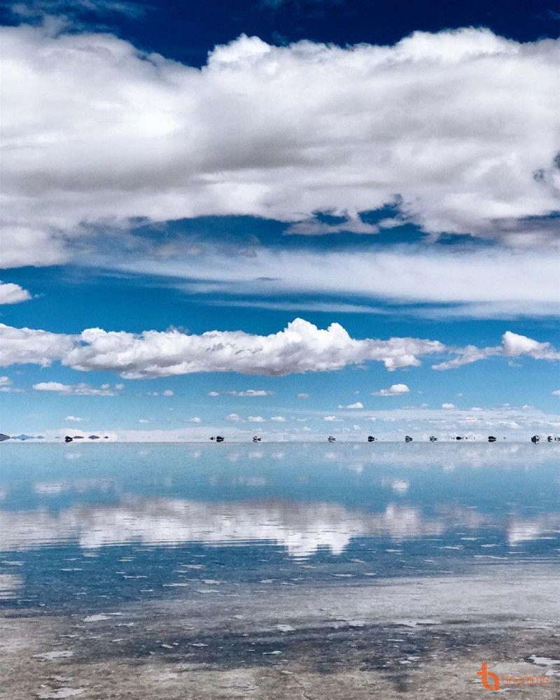 [Artwork] Mặt nước là tấm gương phản chiếu bầu trời