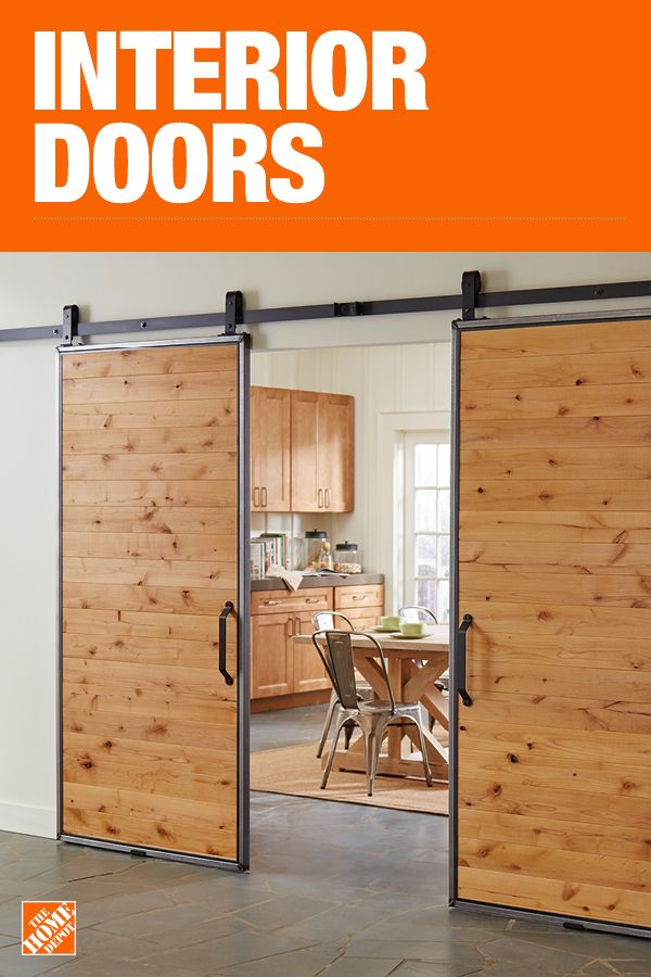 The Home Depot Has Everything You Need For Your Home Improvement Projects Click Through To Learn More About Available Do House Doors Interior Barn Doors House