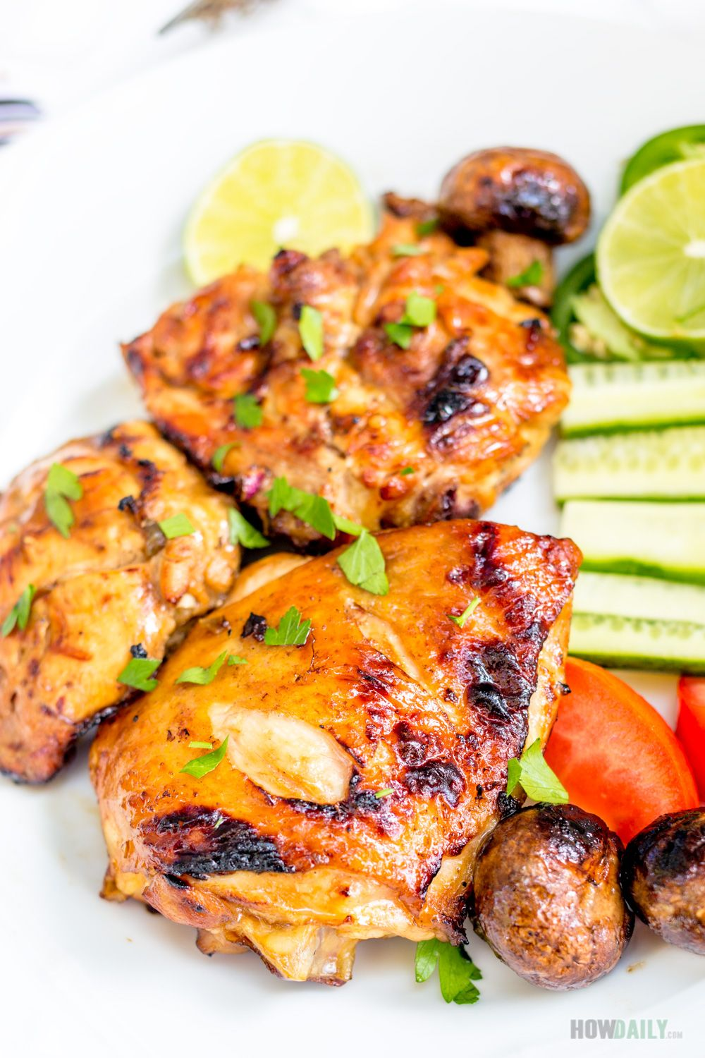 Baked Chicken Recipes Easy 4 Ingredients Ovens Soy Sauce