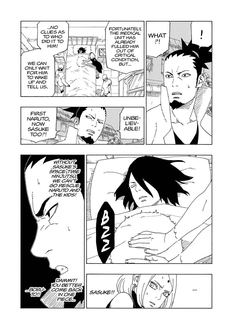 Boruto Chapter 40 : boruto, chapter, Boruto:, Naruto, Generations, Chapter, Boruto,, Naruto,, Boruto