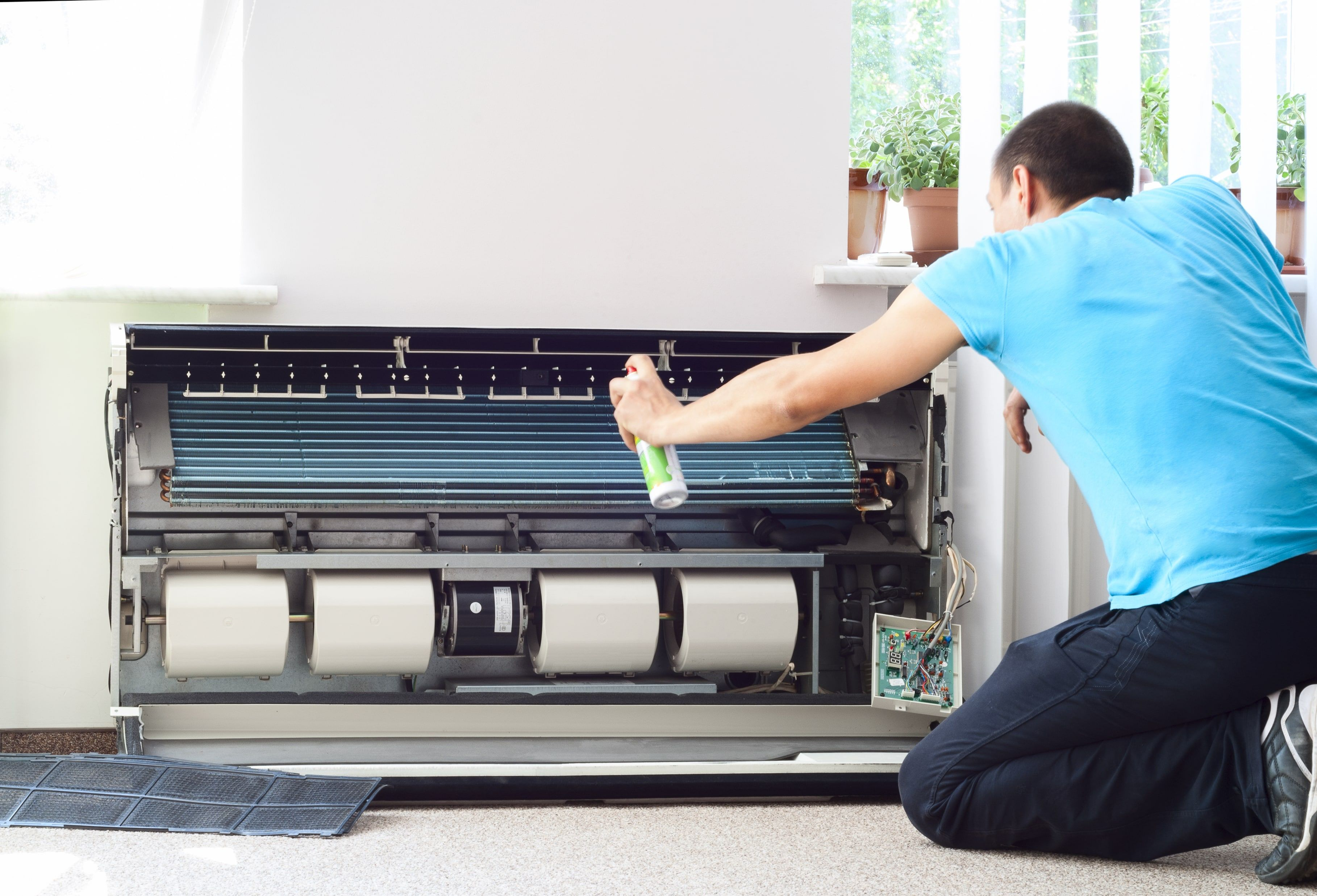 Looking for a pro in Sun City West for air duct cleaning