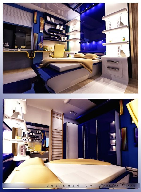 Bedroom Design For Teenagers 40 Teenage Boys Room Designs We Love  Boys Room Design Teenage
