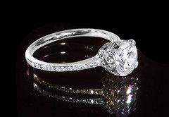 catherine angiel Vintage Engagement Ring