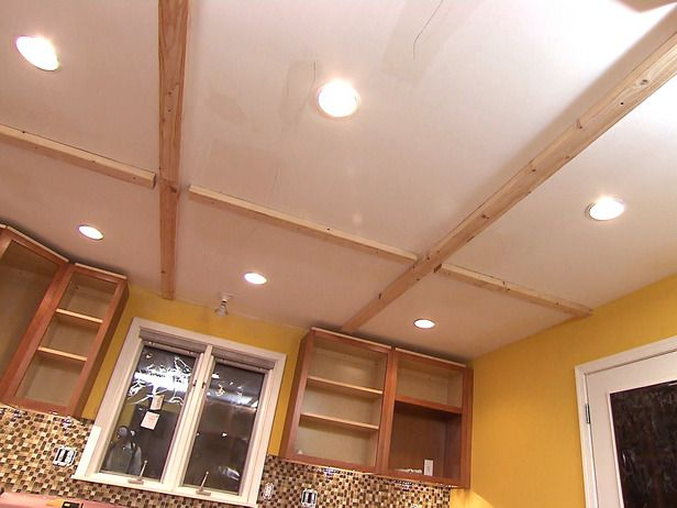 How To Install Faux Ceiling Beams Gamefam Room Ceiling Beams
