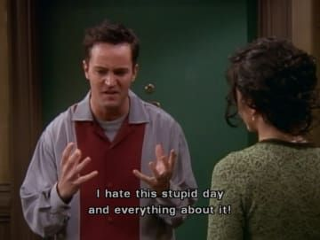 Photo of Why Chandler Bing Is Like The Teenage Girl Inside Of All Of Us