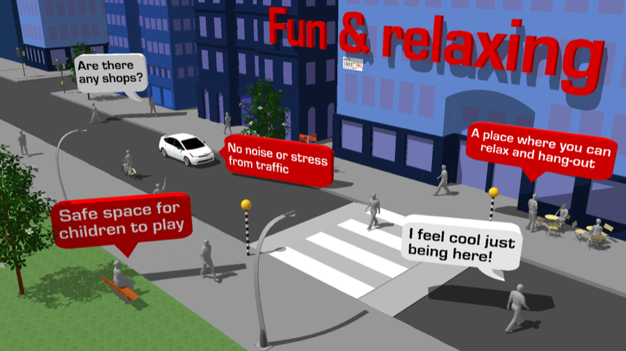 What is a Walkable Street? - Fun And Relaxing - #walkability #shopping