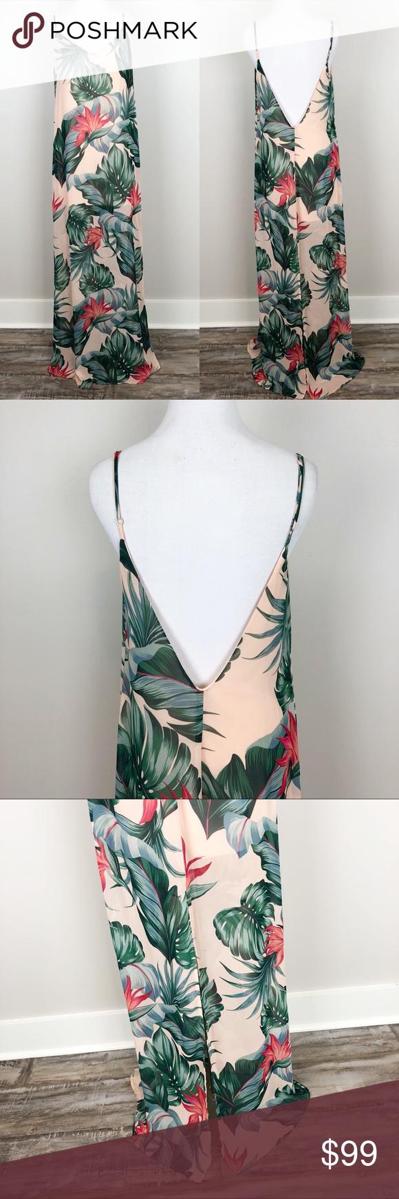 Show Me Your Mumu Jolie Maxi Dress Kauai Kisses Floral Print Maxi Dress Clothes Design Fashion Design [ 1740 x 580 Pixel ]