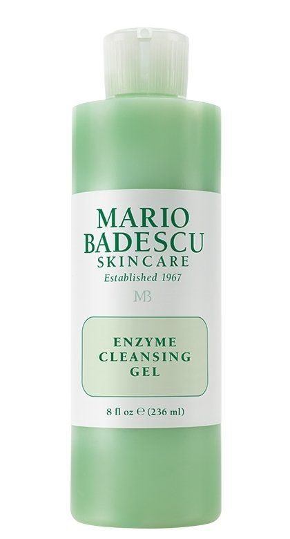 Enzyme Cleansing Gel Skincare Makeup Glycolic Acid