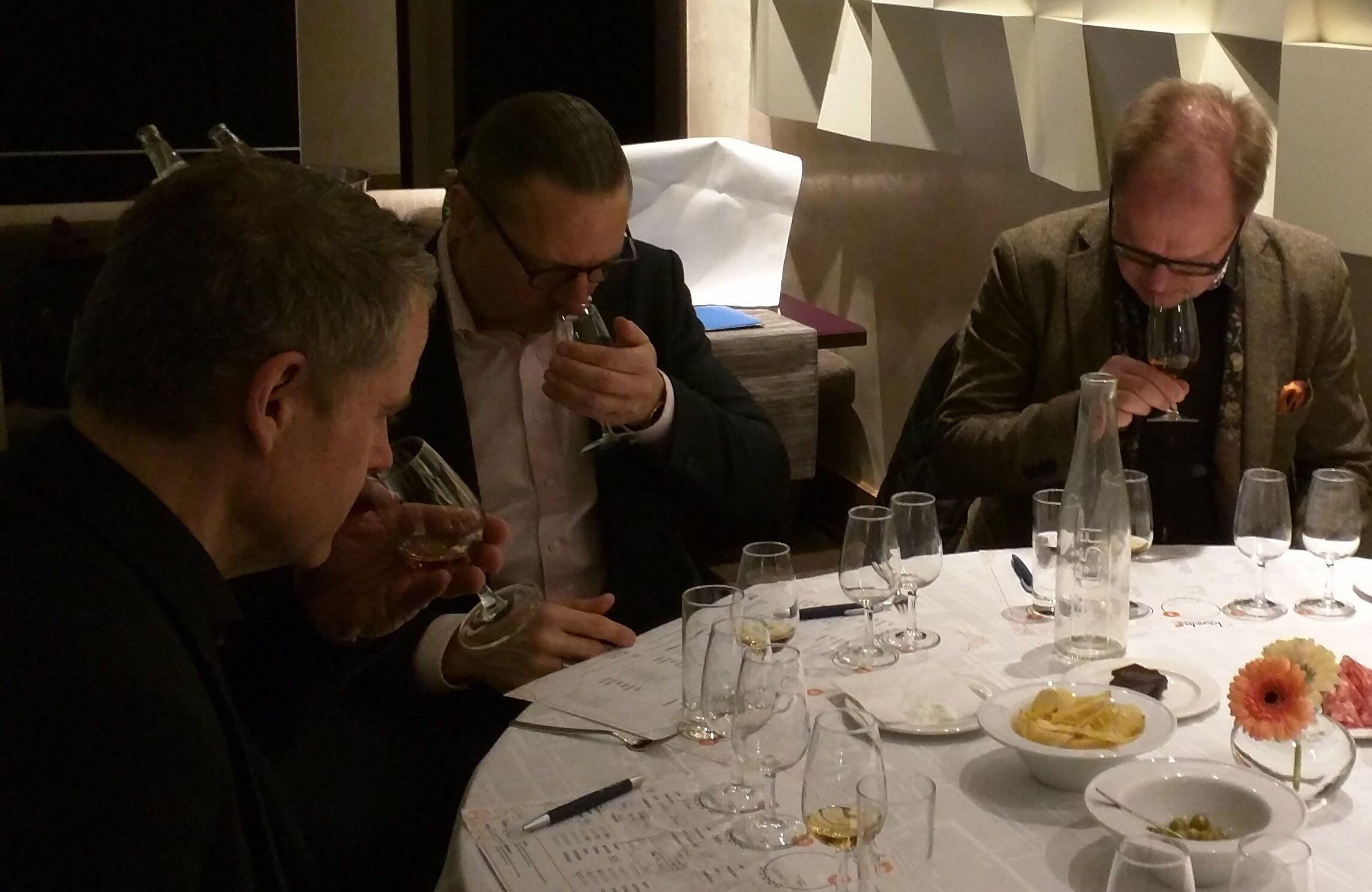 Under lördagskvällen anordnades en intim whiskyprovning på Sheraton Hotell #Whisky #Whiskyprovning #Stockholm