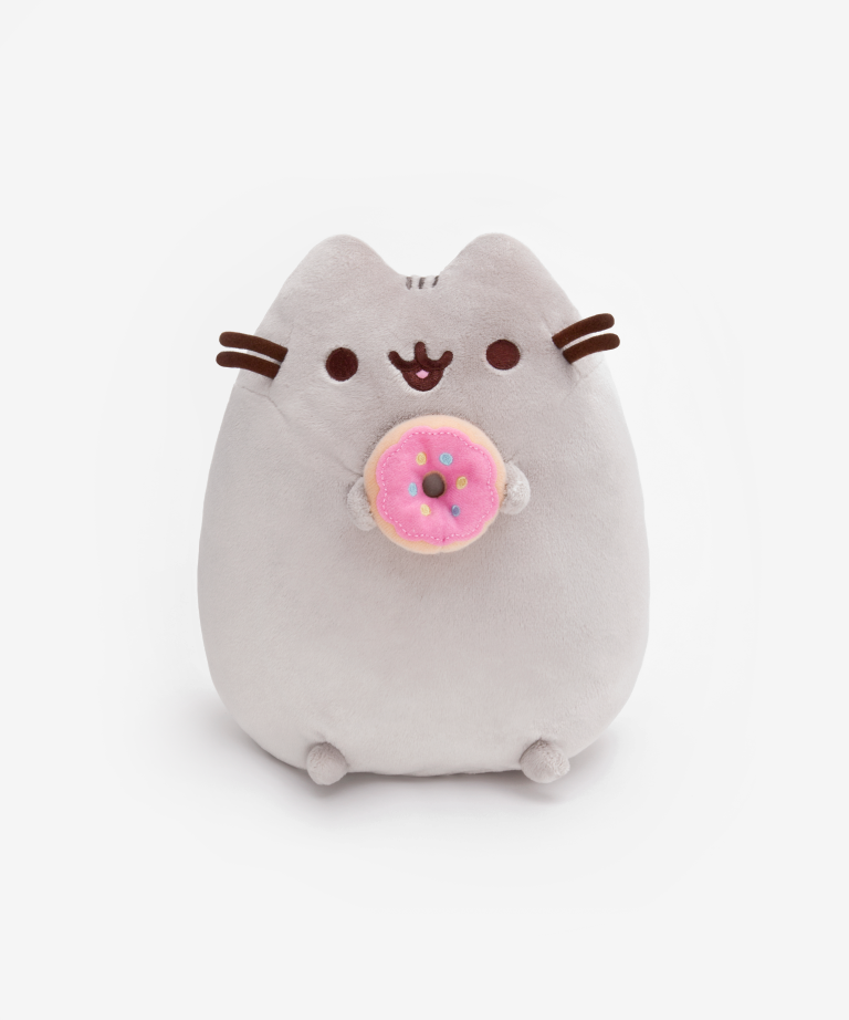 Donut Pusheen plush toy... JUST RELEASED... MUST HAVE