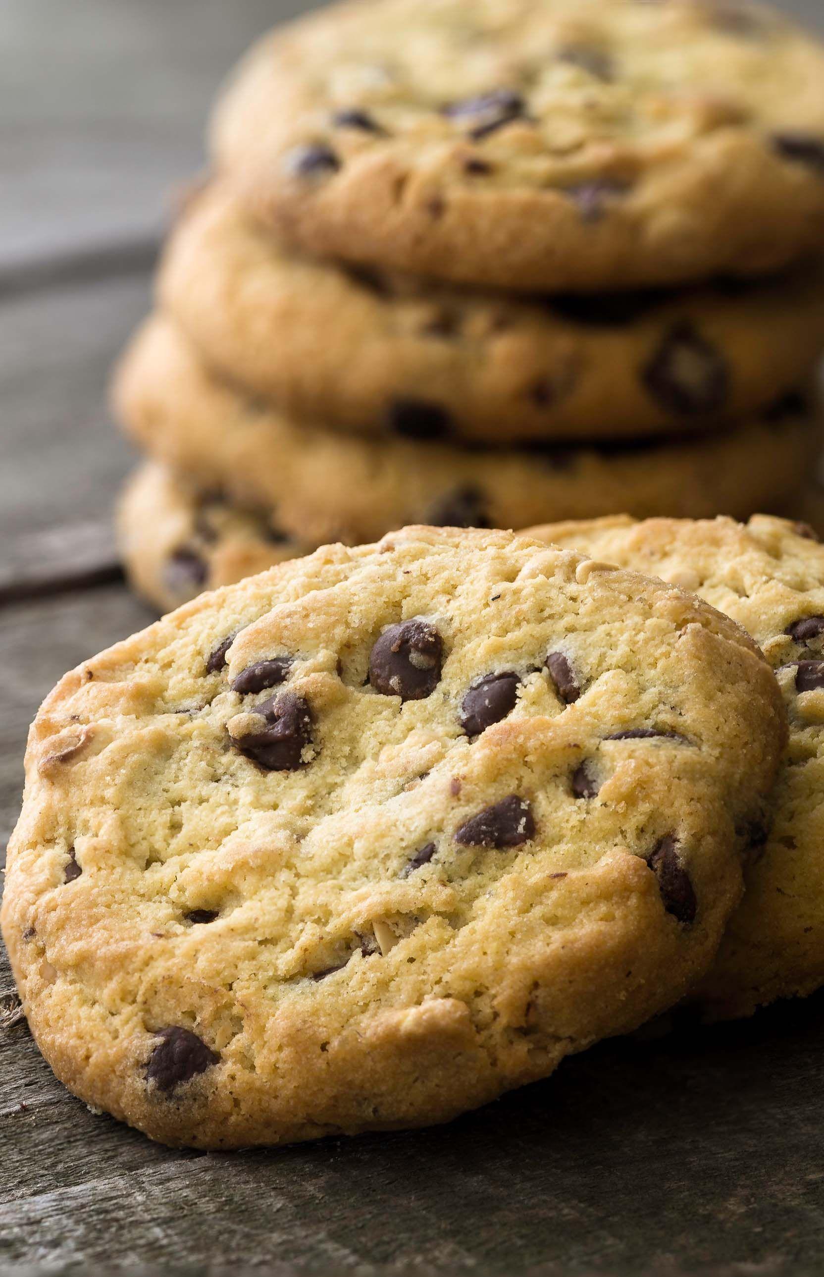 Recette Pour Cuisiner Avec Les Enfants Biscuits Moelleux Aux Pepites De Chocolat Recette Recette Cookies Moelleux Cookies Moelleux Cookies Et Biscuits