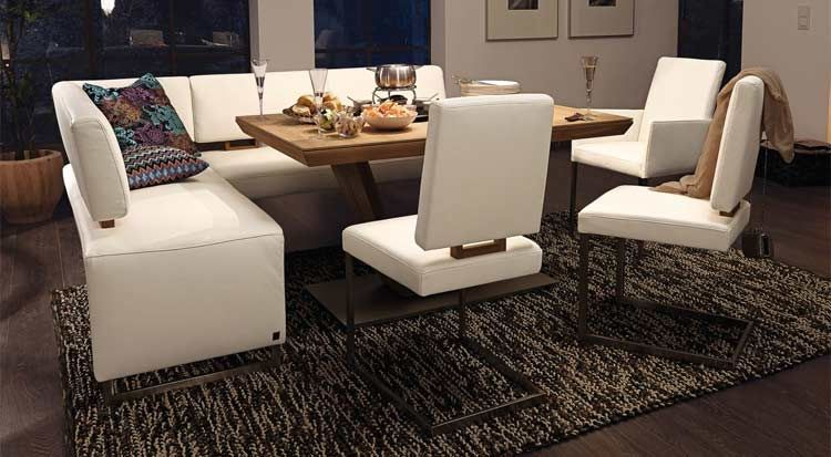 Best Eetkamer Hoekbank Contemporary - New Home Design 2018 - ummoa.us