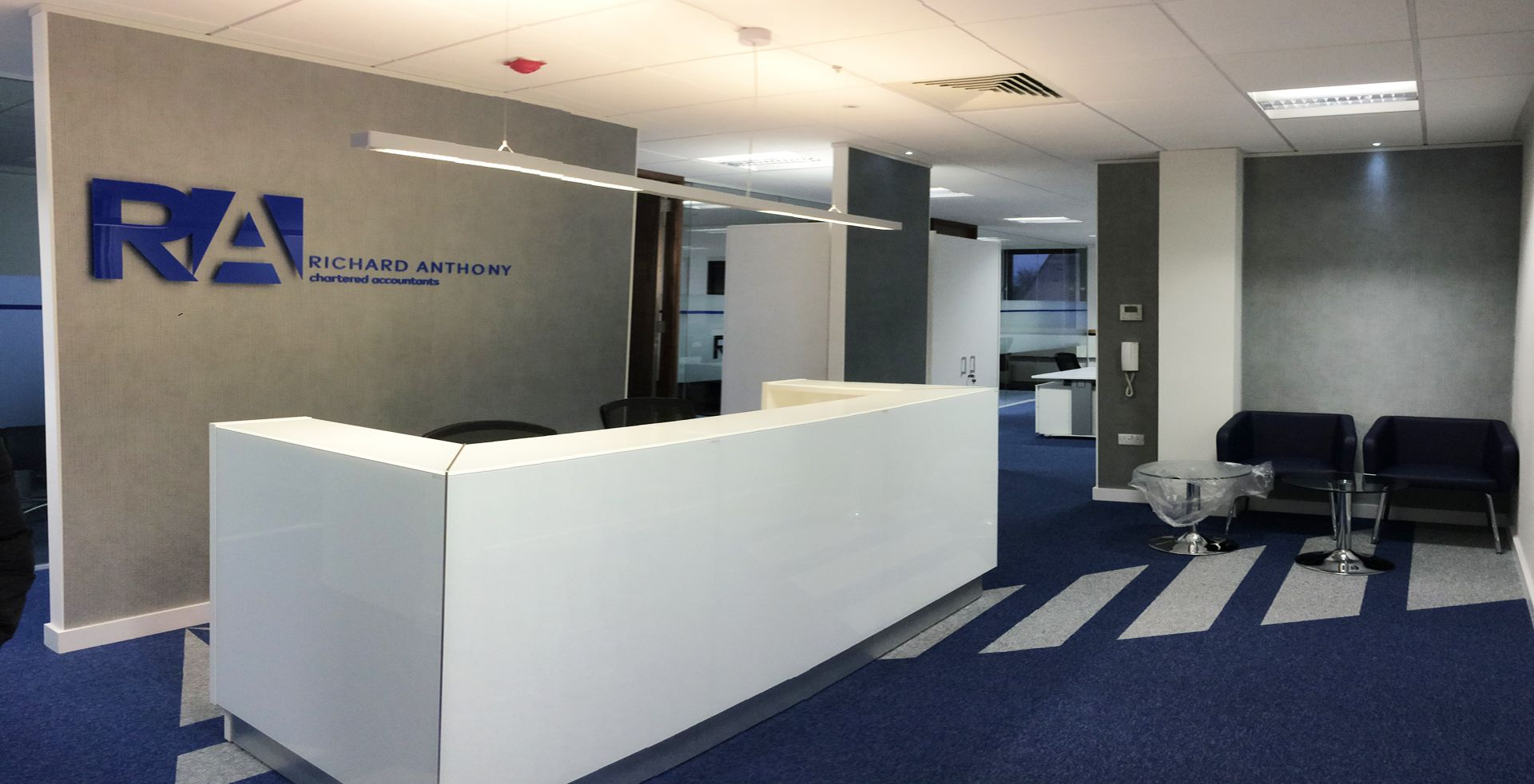 check out our work for #office #interior #service provides ...