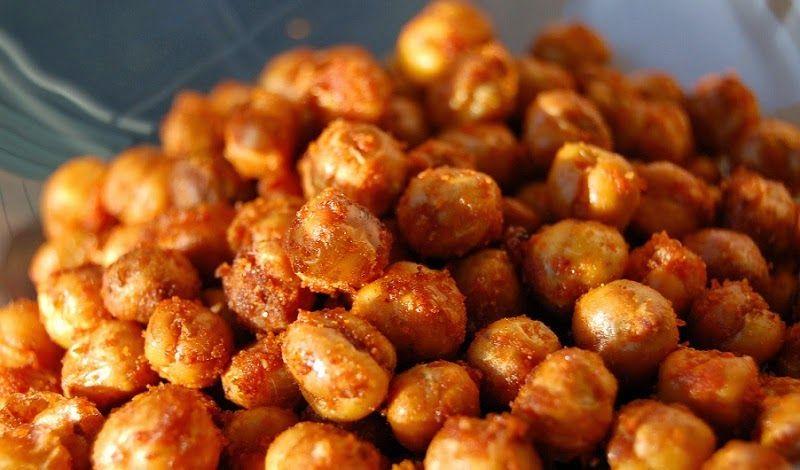 5 Aperitivos vegetarianos saludables libres de gluten, soja y lácteos