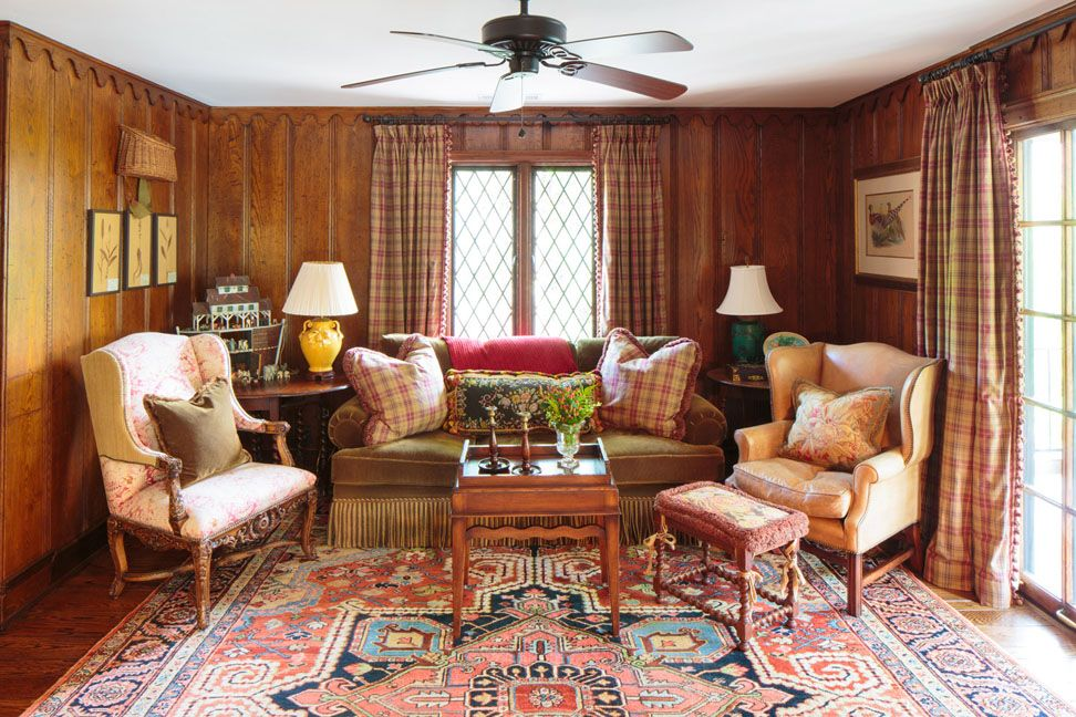 work  todd richesin interiors llc  oriental rug living