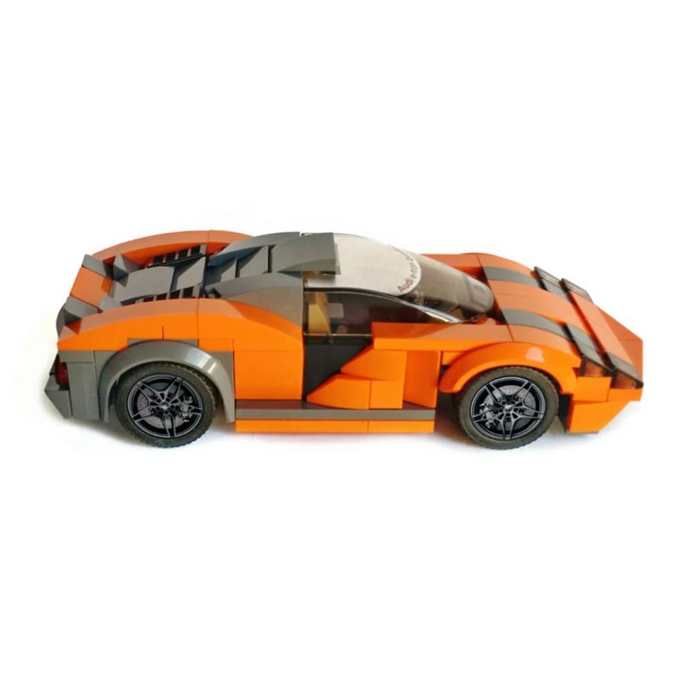 dsdvegabrick's Media: Centauri Icon SV by Lego #lego #legoinstagram #legocar #moc #afol #car #carlovers #racer #supercars #gtcar #hypercar #conceptcars #racing🏁 #urbancar #sport #motorsport #design #speedchampions #legospeedchampions #rider
