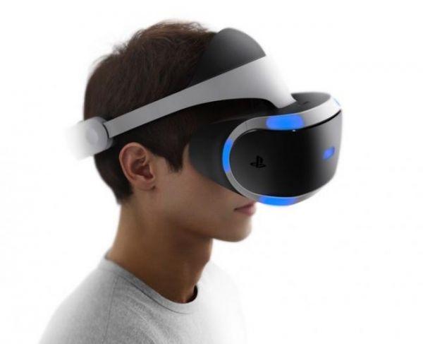El nuevo diseño de las gafas Project Morpheus.
