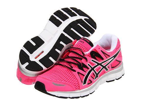tenis asics gel feminino rosa 750