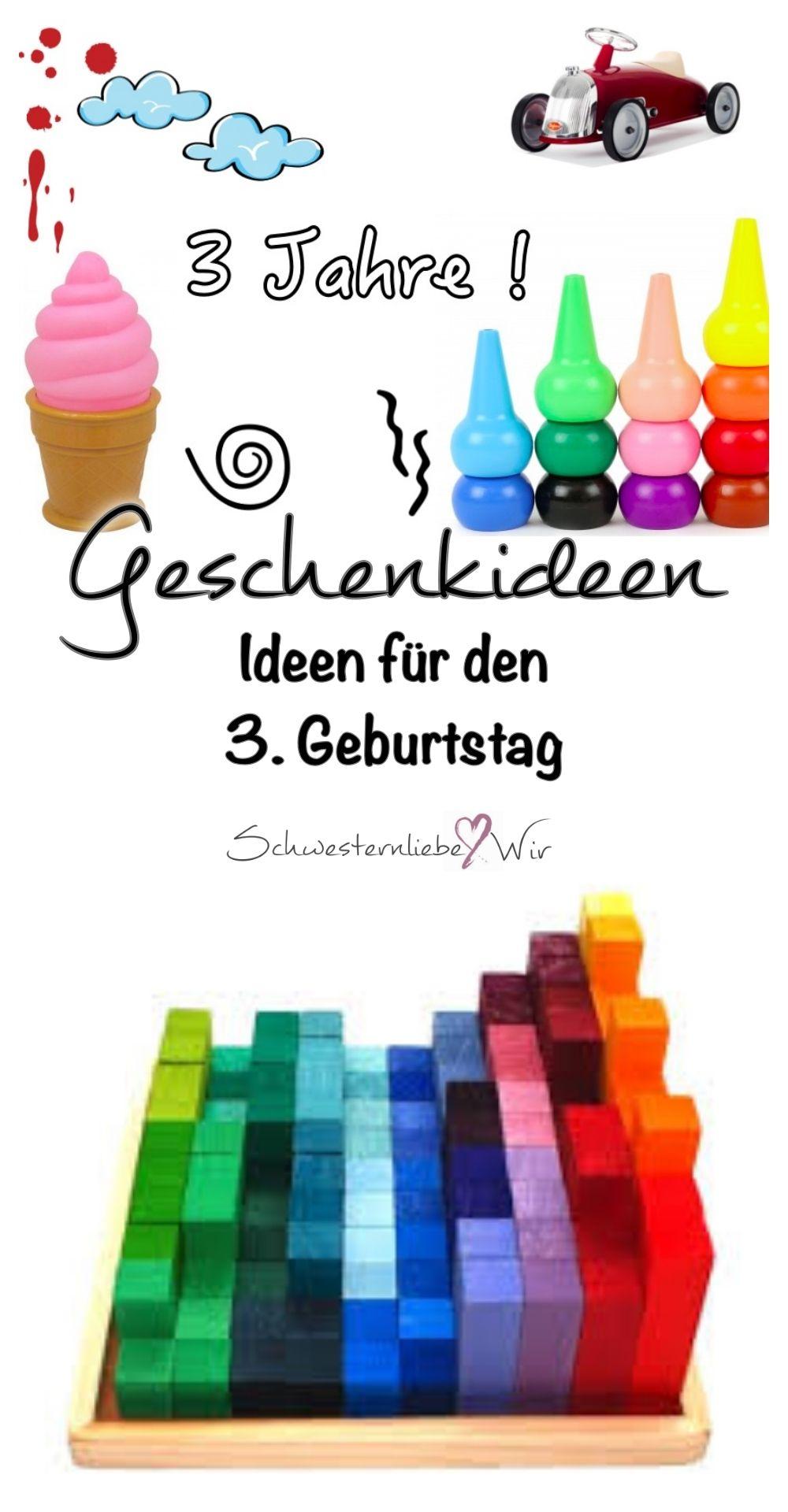 Geschenkideen Zum 3 Geburtstag Kinder Geburtstag Deko Madchen