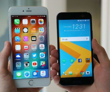 Find Smartphones Android vs iPhone Which is the Heaven